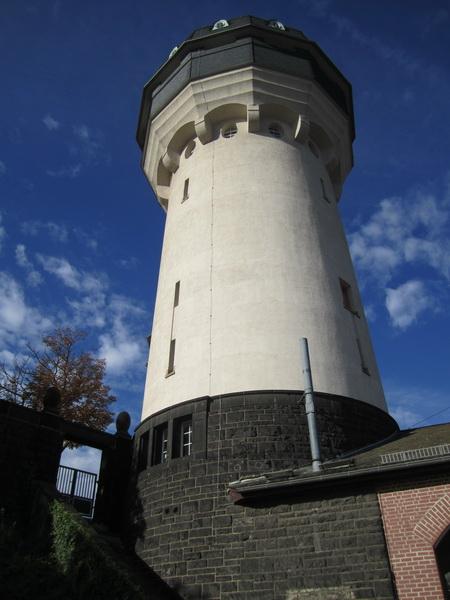 Stellwerk-Wasserturm Darmstadt