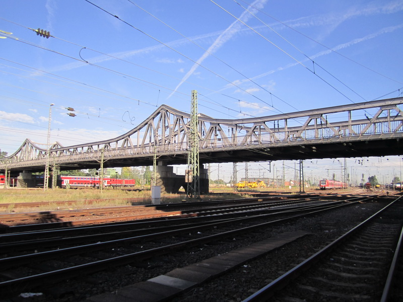 Dornheimer Brücke Darmstadt