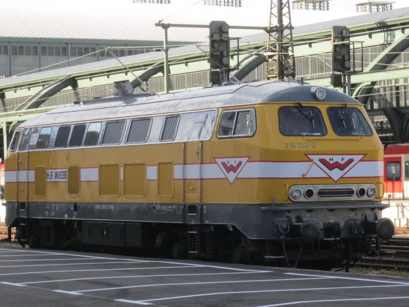 BR V 216 122-2 (ehemals V 160)