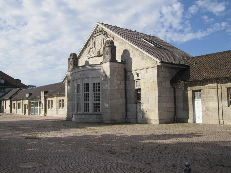 Fürstenbahnhof  Darmstadt