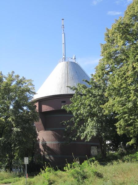 Flakturm und Hochbunker, Bauart Dietel