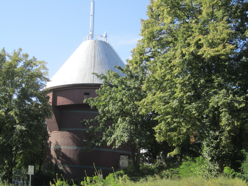 Mozartturm, Richthofen-Bunker, Darmstadt