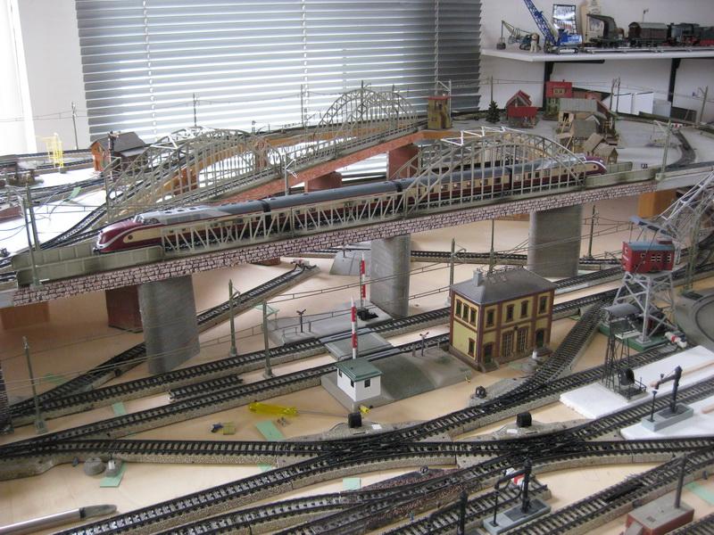 Meine letzte Modellbahnanlage-Phase 7