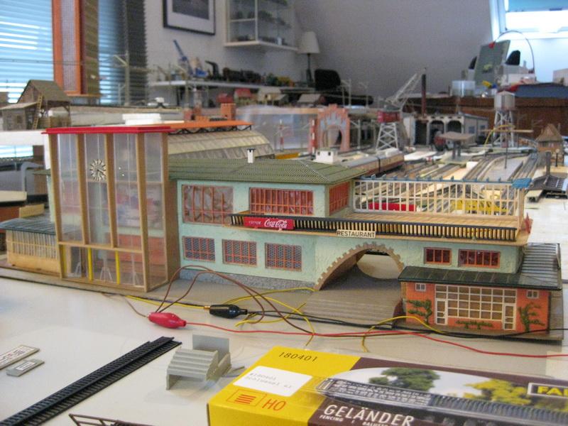 Meine letzte Modellbahnanlage-Phase 11