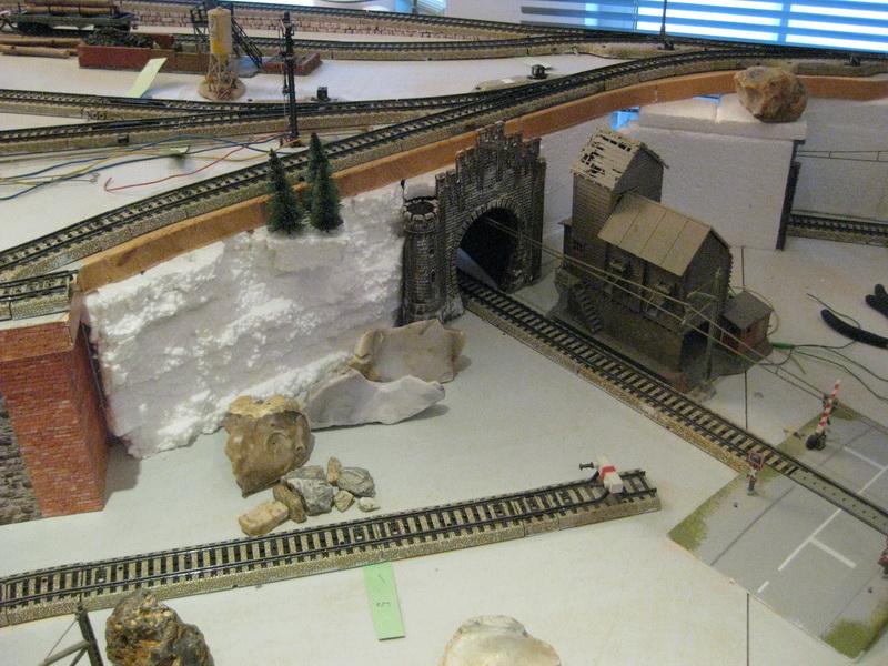Faller Tunnelportal B-557