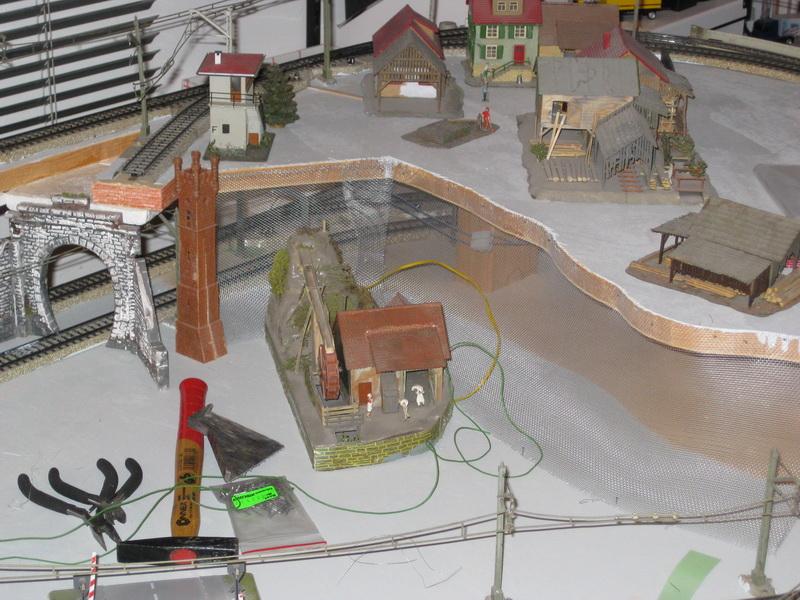 Meine letzte Modellbahnanlage - Phase 12