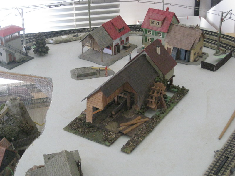 Meine letzte Modellbahnanlage-Phase 13