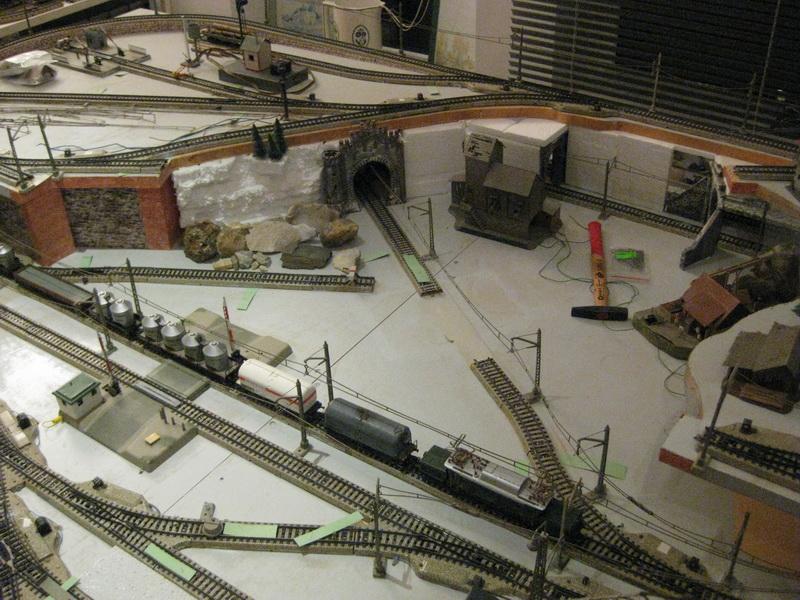 Meine letzte Modellbahnanlage-Phase 14