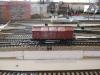 Meine letzte Modellbahnanlage-Phase 14Trix Express 20/87 Klappdeckelwagen Wuppertal, 1959