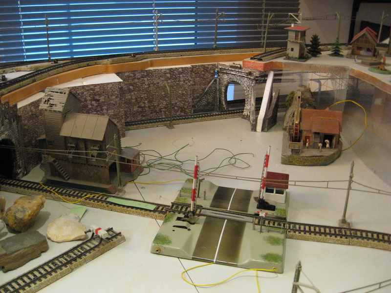 Meine letzte Modellbahnanlage-Phase 15 u. 17