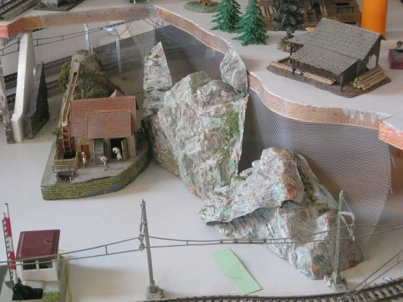 Meine letzte Modellbahnanlage-Phase 18