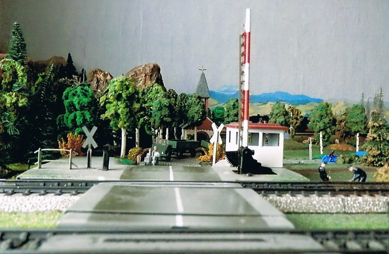 Modelleisenbahnanlage Anderer