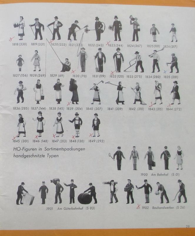 Preiser Figuren