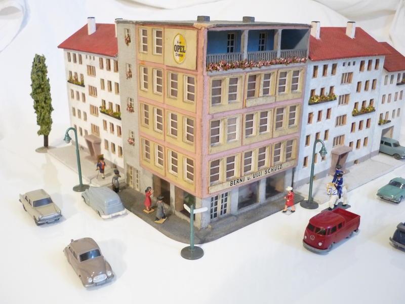Preiser-Wiking-Faller-Dioramen
