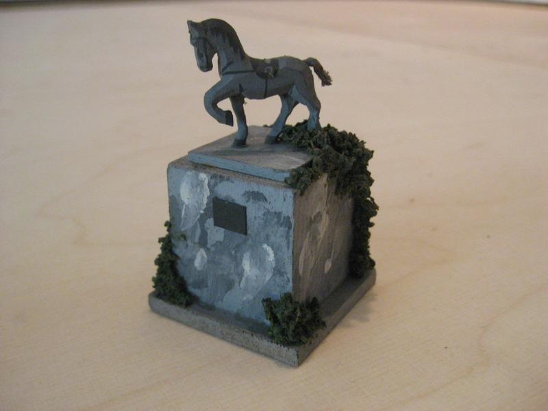 Preiser 549 Reiterdenkmal