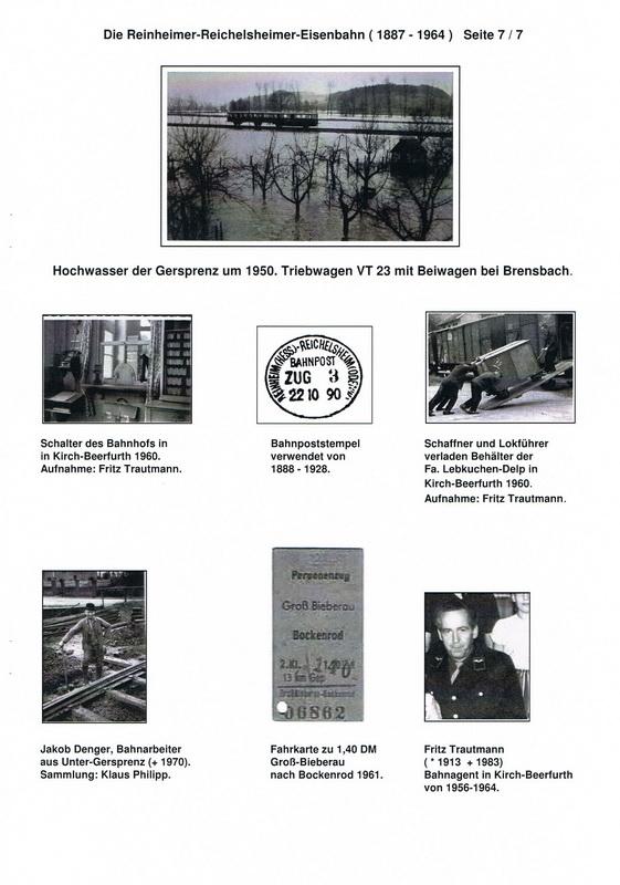 125 Jahre Reinheim-Reichelsheimer Eisenbahn 2012