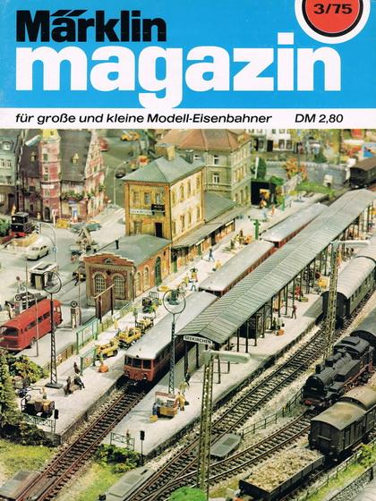Märklin Magazin 3/75