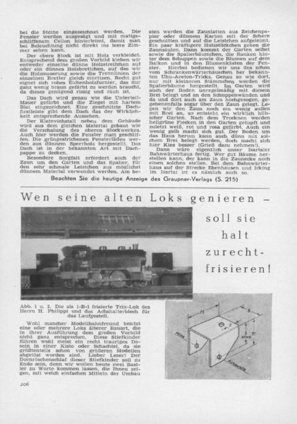 Miniaturbahnen Nr. 6 /Band II 1950, MIBA-Verlag