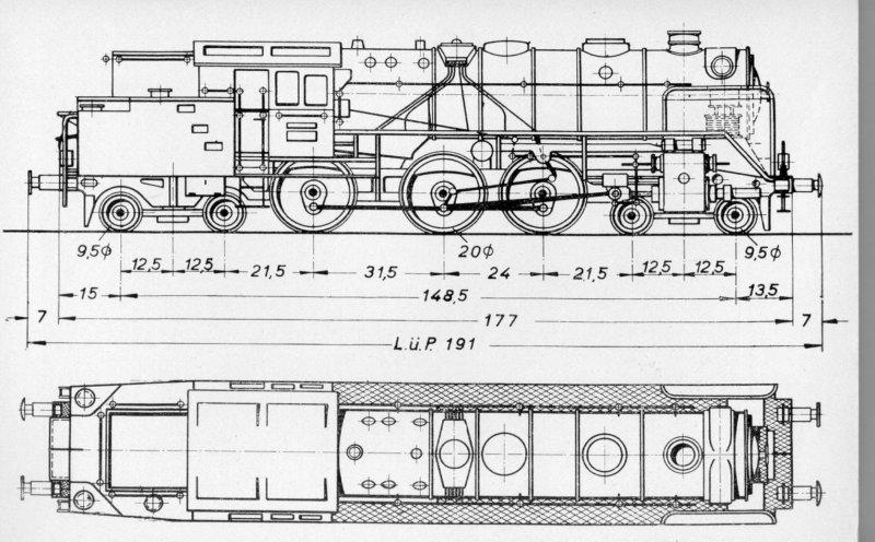 DR Baureihe BR 62