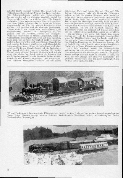 Miniaturbahnen Nr. 12/Band I 1948/49