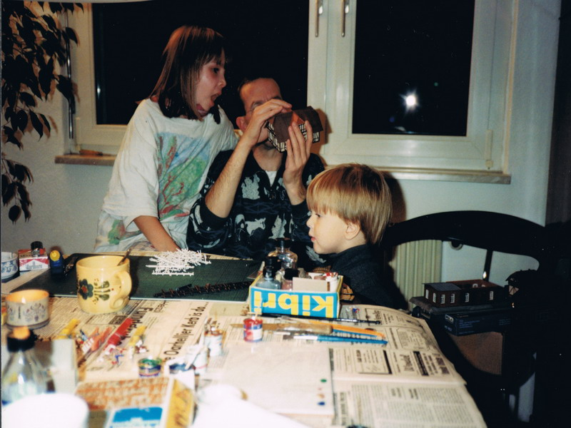 2. Wiedergeburt Scan Bilder 1995/96
