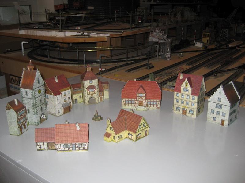 Schreiber-Bogen - Häuser