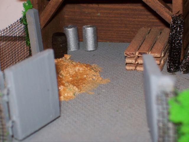 Selbstbau - Unikat Baustoff-Handlung