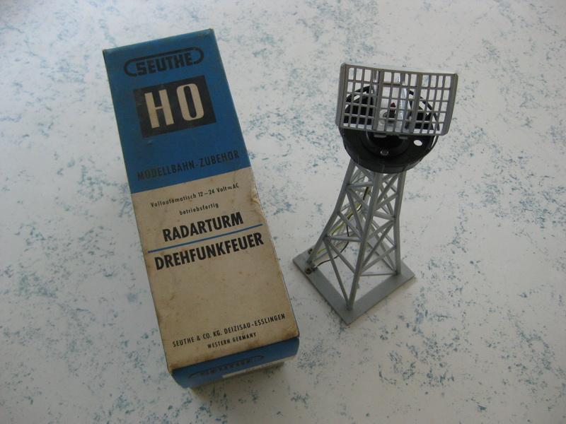 Firma Seuthe Radarturm No. 120