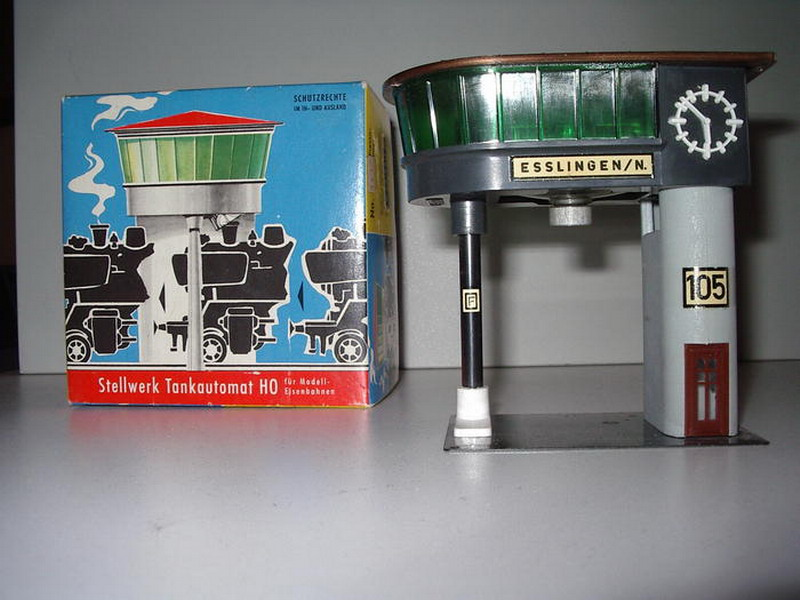 Seuthe Stellwerk Tankautomat