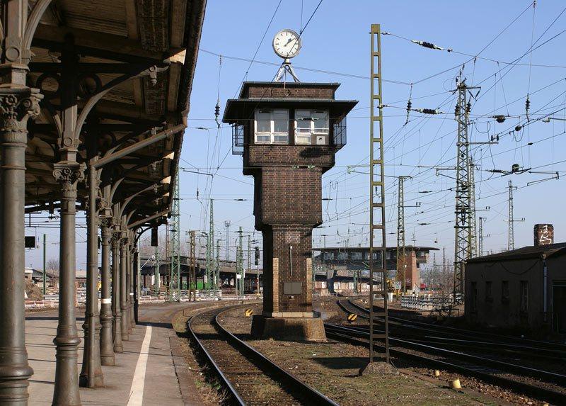 Stellwerk Erfurt