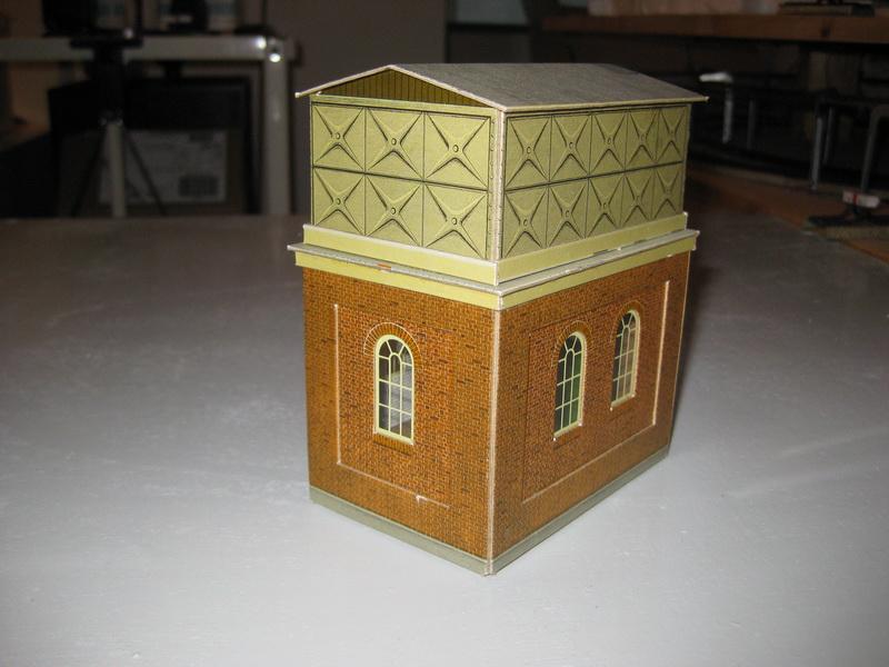 Kartonbaumodelle H0 SUPERQUICK MODELS