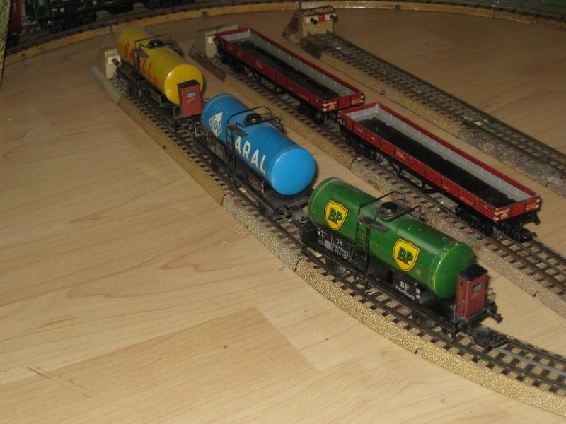 Trix Express Kesselwagen
