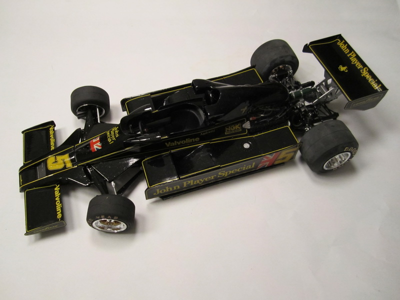 Lotus 78 John Player Special