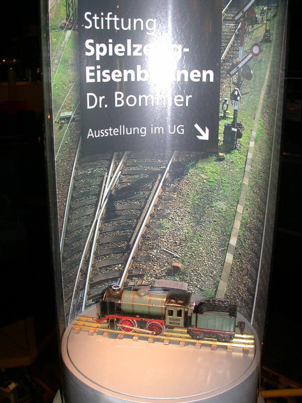 Stiftung Spielzeug-Eisenbahnen Alois Bommer