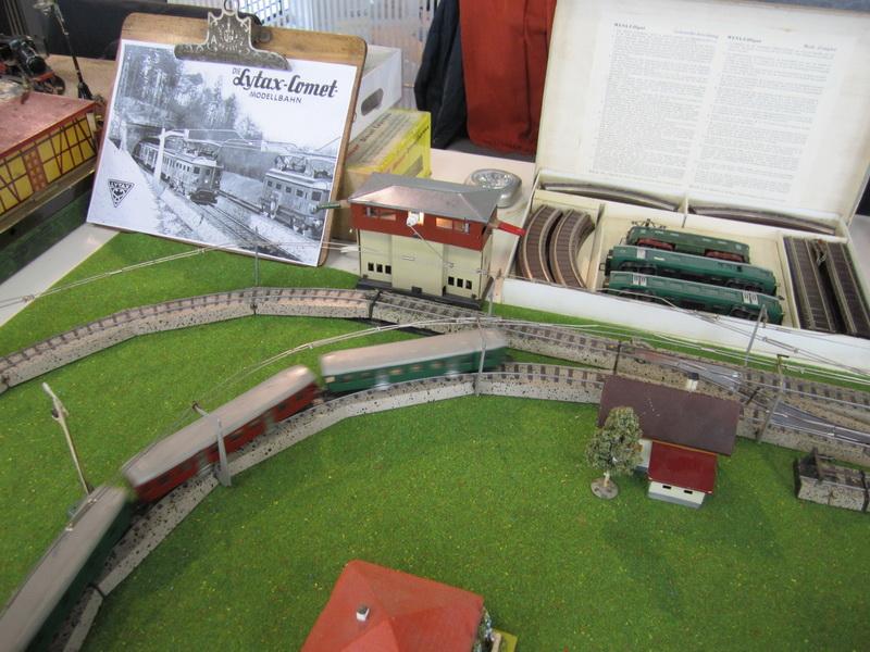 Lytax-Comet-Modellbahn