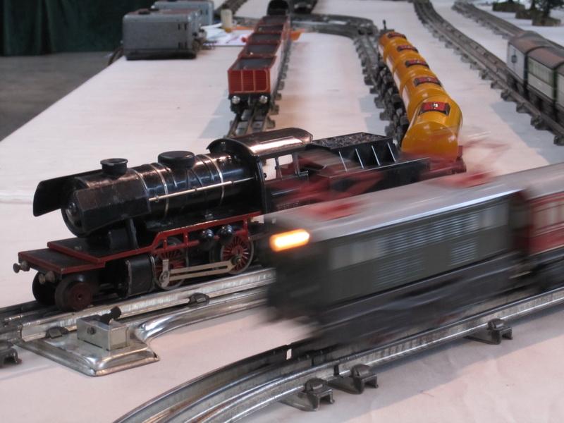 Distler Drehstrom-Bahn