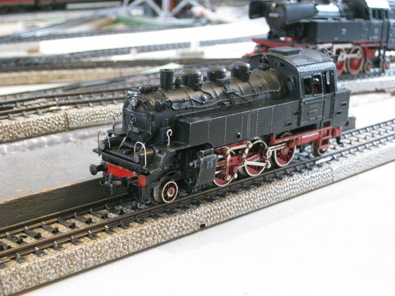 BR 64 Umbau für Märklin