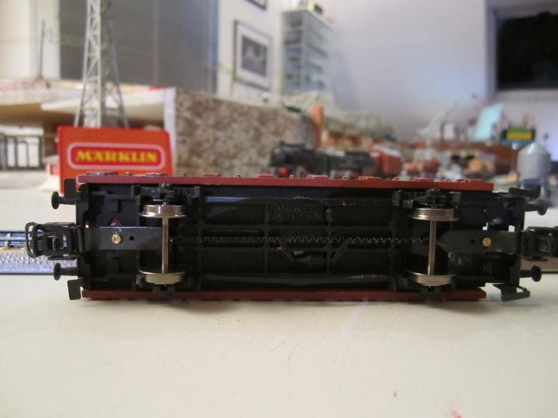 Trix Express Guss Wagen