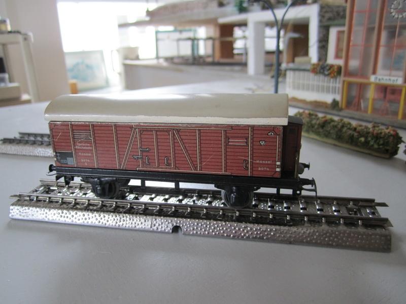 Trix Express 20/74 Umbau für Märklin