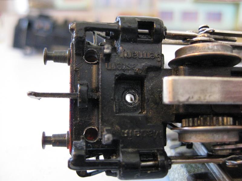 Umbau Fleischmann BR 80 1320 Märklin