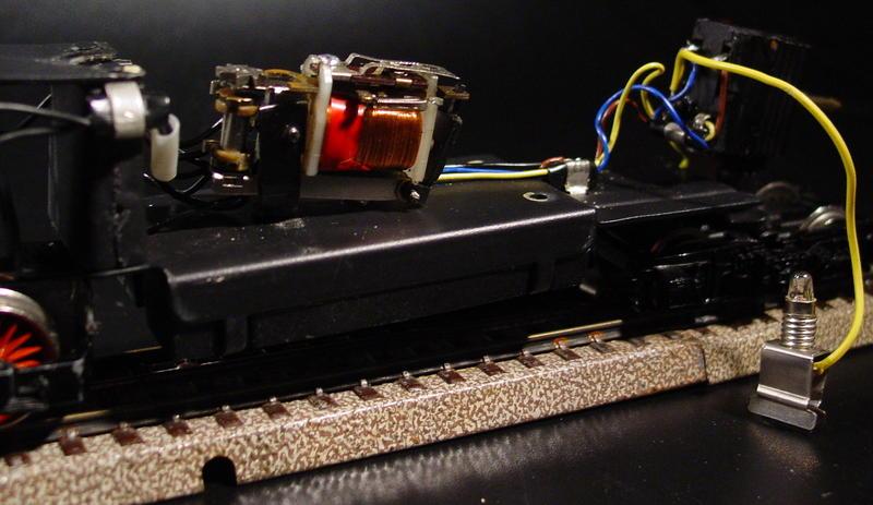 Umbau TTR (Trix-Twin-Railways) Meteor Triebzug