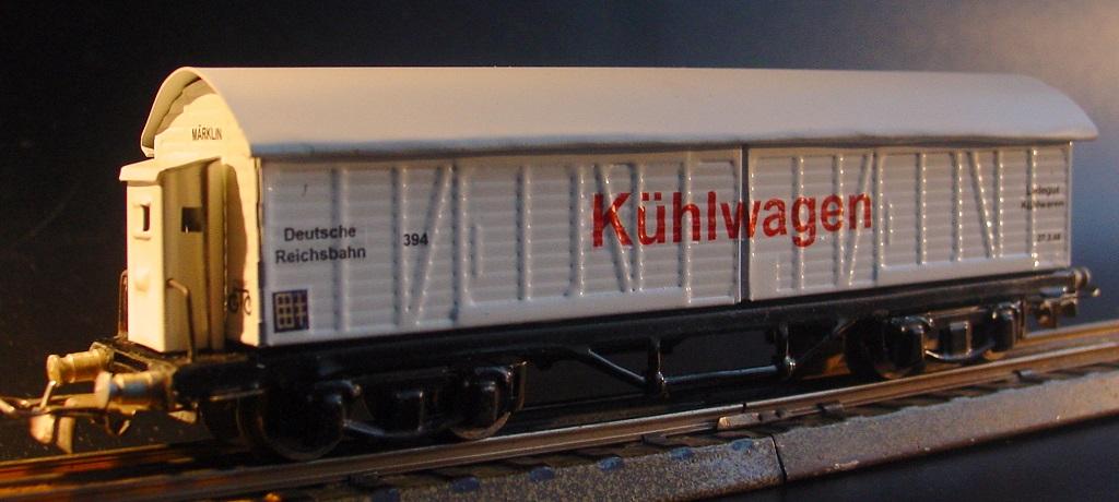 Märklin Unikate/Umbauten Waggons H0/00