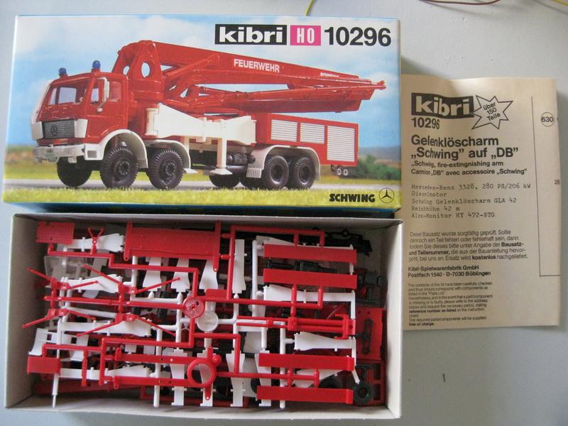 Kibri Bausatz H0 10296