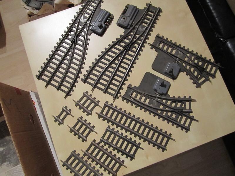Fleischmann Schienen Spur 0