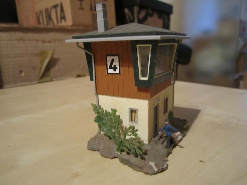Faller Blockstelle B-123, 1964/65