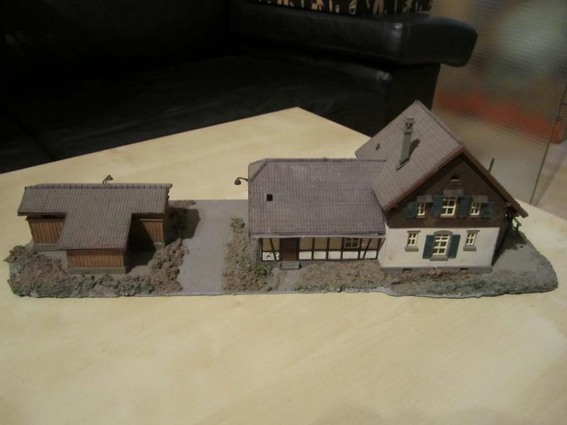 Kibri Bahnhof Laufenmühle 0/50/1, 1961
