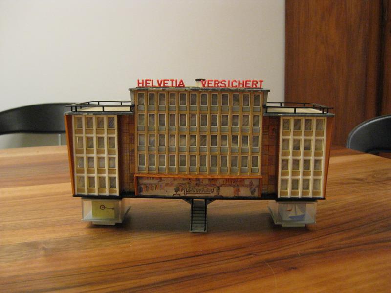 Faller Hochhaus B-905