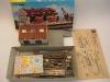 Kibri B-9454 Güterschuppen mit Ladekran