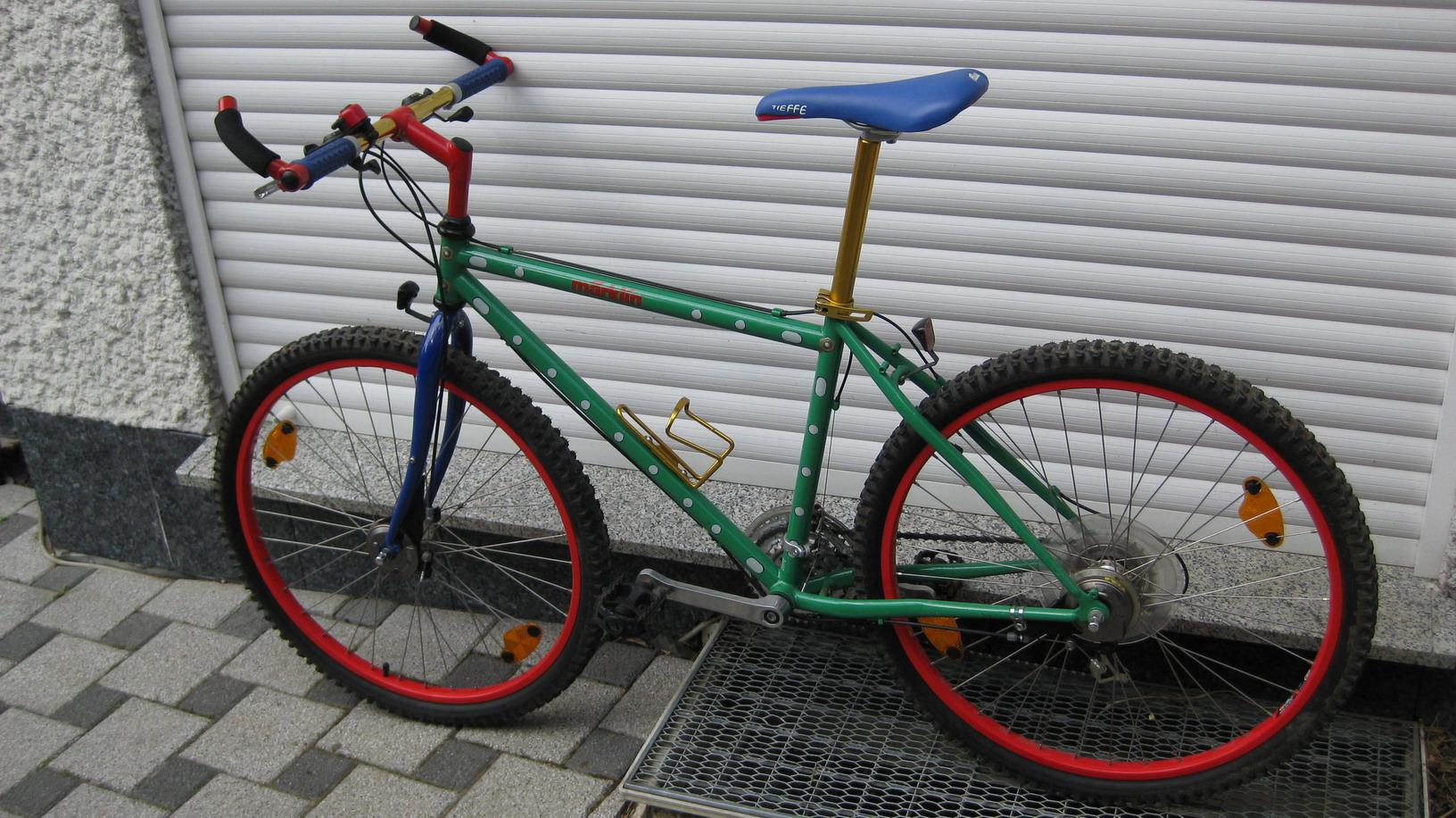 Märklin Fahrrad