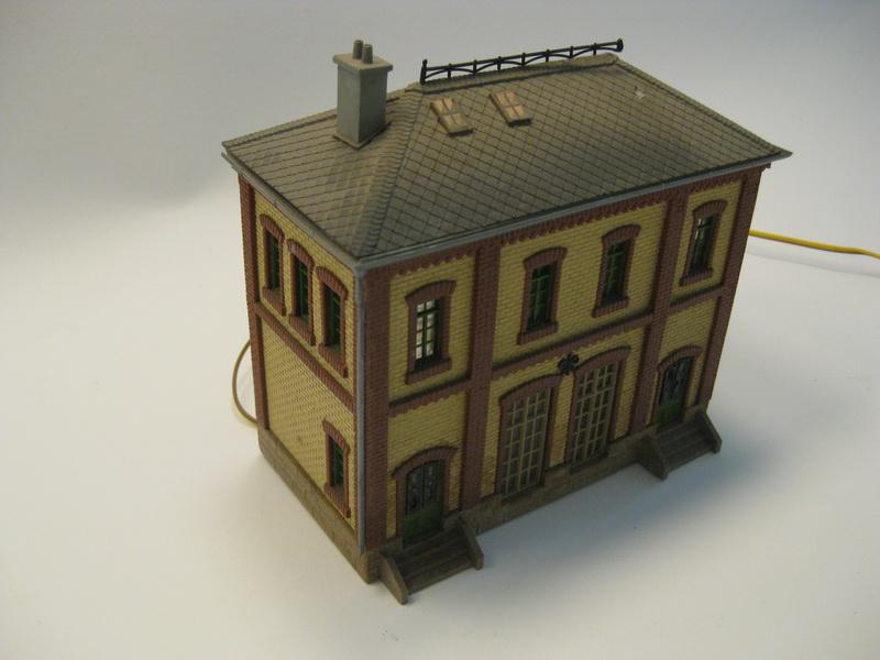Vollmer Fabrik Gebäude